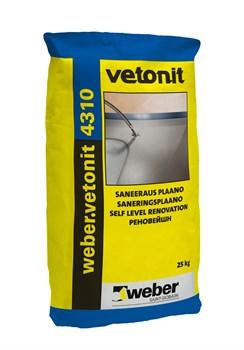 Наливной пол для сложных оснований Weber.vetonit 4310 - фото 4600