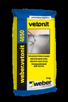 Цветной промышленный наливной пол Weber.vetonit 4650 Design color - фото 4605
