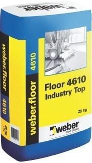 Промышленный наливной пол Weber.floor 4610 Industry Top - фото 4607