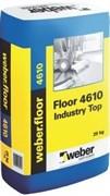 Промышленный наливной пол Weber.floor 4610 Industry Top