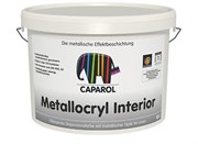 "Краска ""металлик"" Capadecor Metallocryl Interior"